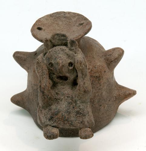 Bel, van aardewerk