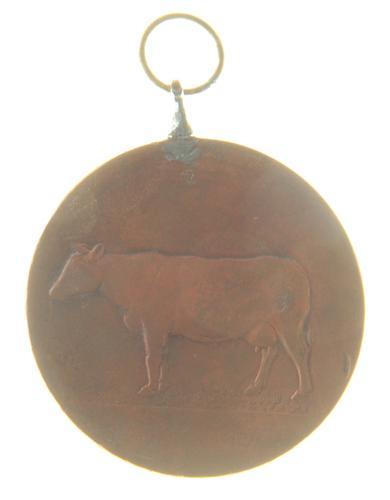Medaille fokveedag Cuijk 1950