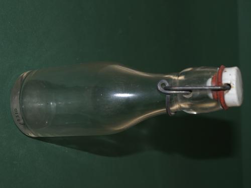 Monsterfles 250 ml, voor verzamelmonster melk