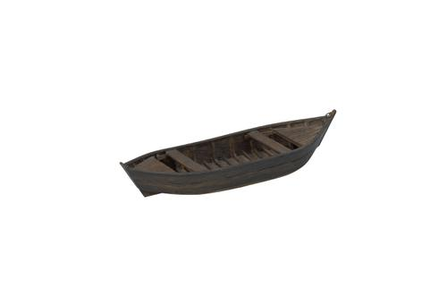 Model van een Vlaanderse boot