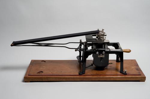 Microtoom van Prof. A.A.W. Hubrecht