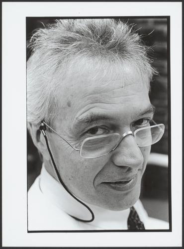 Siegfried Wolfgang de Laat