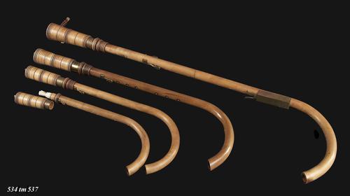 Duitse sopraankromhoorn