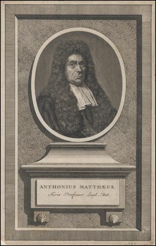 Antonius Matthaeus