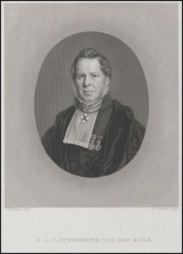 Jacobus Ludovicus Conradus Schroeder van der Kolk