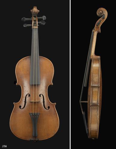 Halve viool
