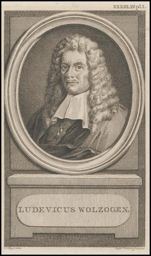 Ludovicus Wolzogen