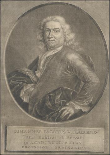 Johannes Jacobus Vitriarius