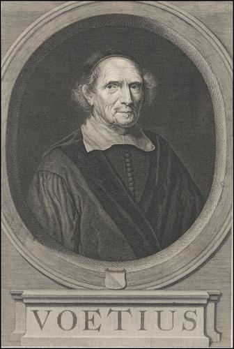 Gisbertus Voetius