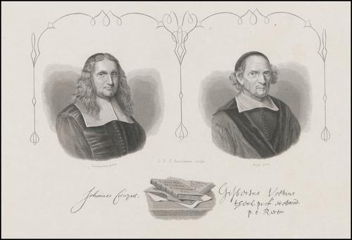Gisbertus Voetius en Henricus Coccejus