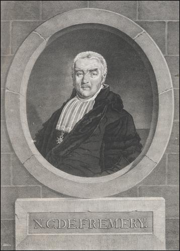 Nicolaas Cornelis de Fremery