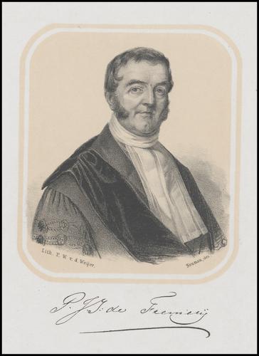 Petrus Johannes Izaak de Fremery