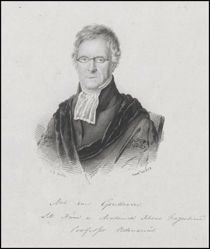 Antonie van Goudoever