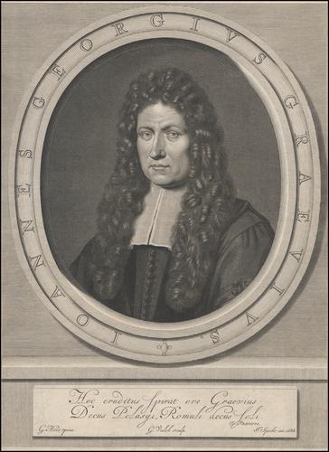 Joannes Georgius Graevius