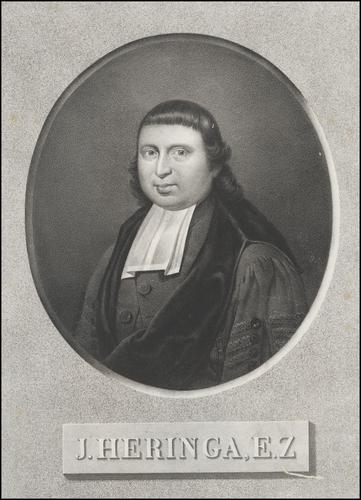 Jodocus Heringa, Eliza's Zoon