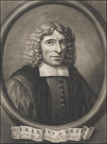 Gerardus de Vries