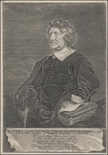 Cyprianus Regnerus van Oosterga