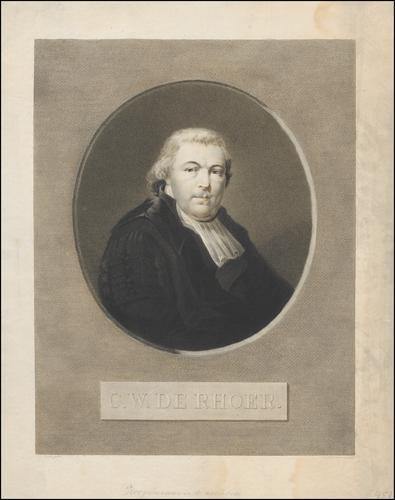 Cornelius Wilhelmus de Rhoer