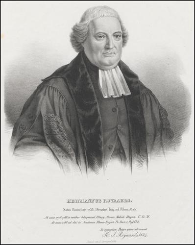 Hermanus Johannes Royaards