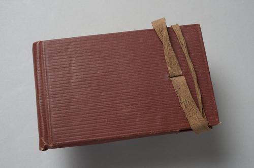 Dagboek van Bramine Hubrecht-Donders