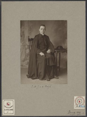 Innocentius I.J.M. van den Berg