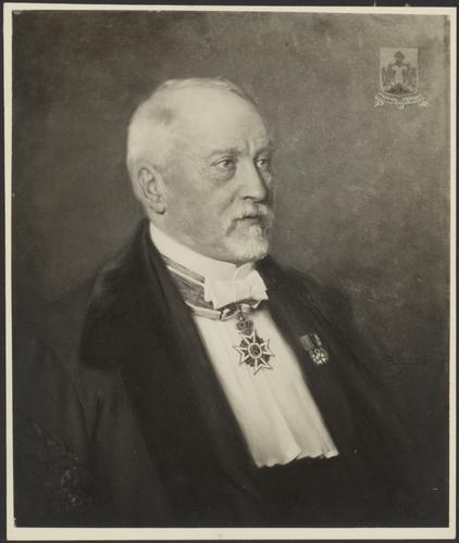 Portret Johan d'Aulnis de Bourouill