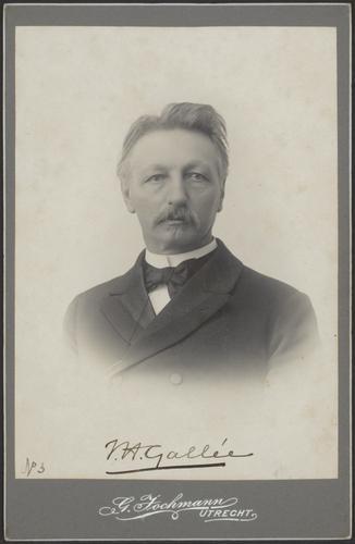 Johan Hendrik Gallée