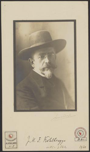 Jakob Hermann Friedrich Kohlbrugge