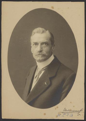 Willem Leonard Pieter Arnold Molengraaff
