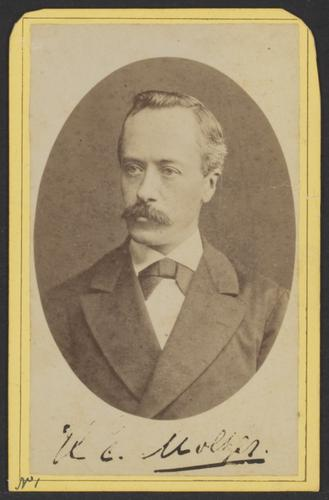 Hendrik Ernst Moltzer