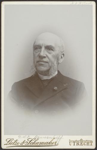 Nicolaas Wilhelm Pieter Rauwenhoff