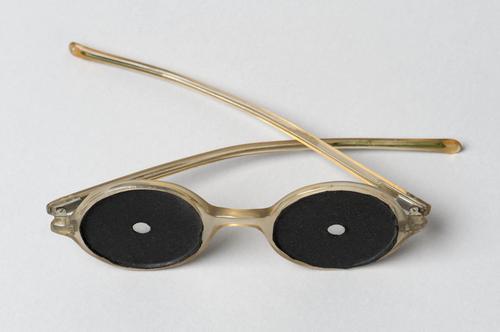 Bril bij scheel zien