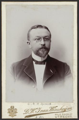 Charles Henri Hubert Spronck