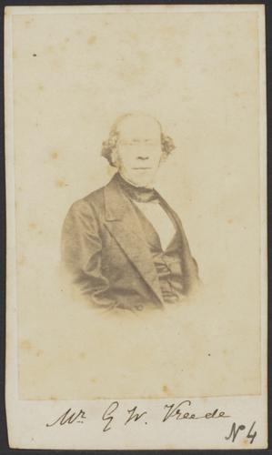 George Willem Vreede