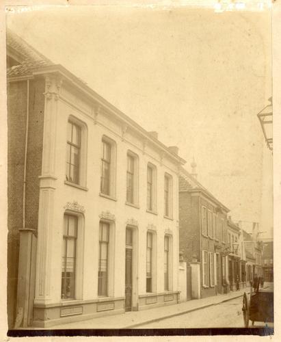 Geboortehuis van Franciscus Cornelis Donders in Tilburg