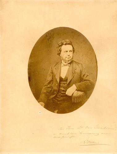 Franciscus Cornelis Donders op jonge leeftijd