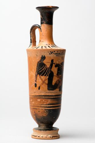 Chimney-mouthed Lekythos