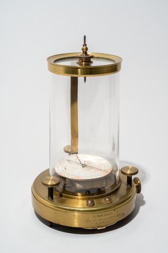 Astatische naaldgalvanometer