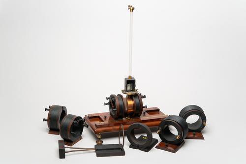 Naaldgalvanometer volgens Wiedemann