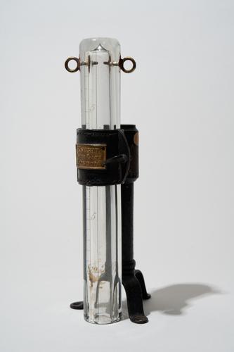 Eudiometer volgens Davy