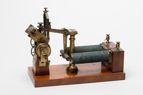 Telegraaftoestel voor Morseseinen