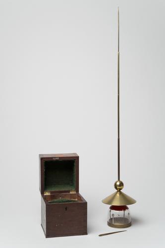 Vlierpitelektrometer