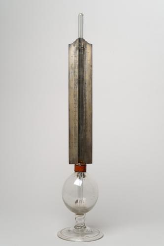 Elektrische thermometer naar Kinnersley