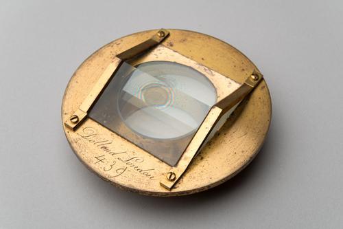 Toestel voor de ringen van Newton