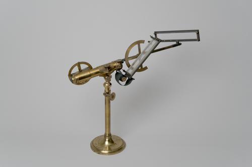 Cyanometer en polarimeter volgens Arago