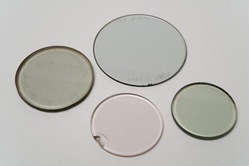 Dubbelbolle lens van Hartsoeker
