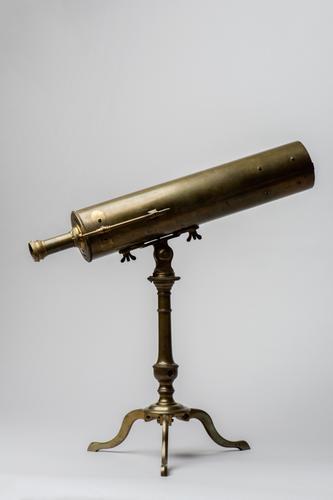 Spiegeltelescoop volgens Gregory