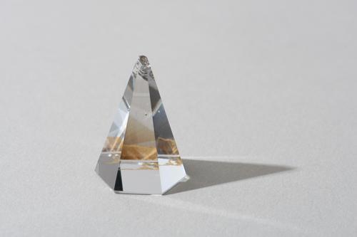 Zeszijdige pyramide