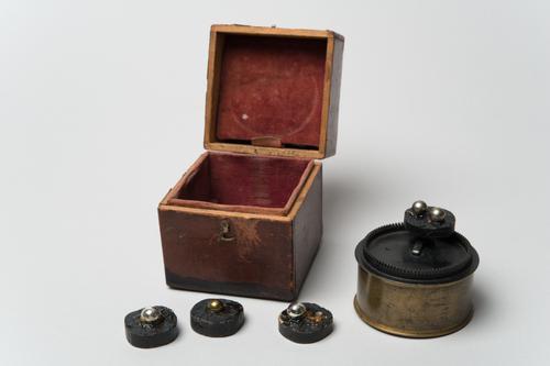 Reflexfotometer volgens Wollaston