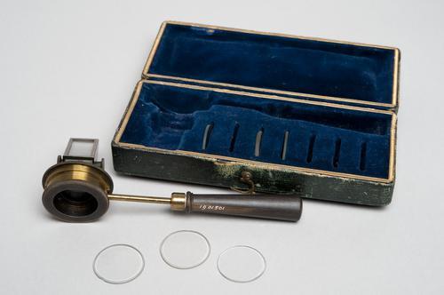 Ophthalmoscoop volgens Helmholtz